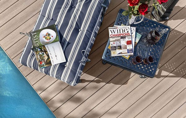 Image Gallery - Composite Decking